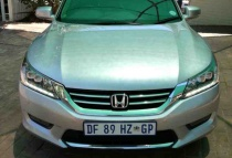 Honda Accord 2.4 Executive A/t '14 - Current