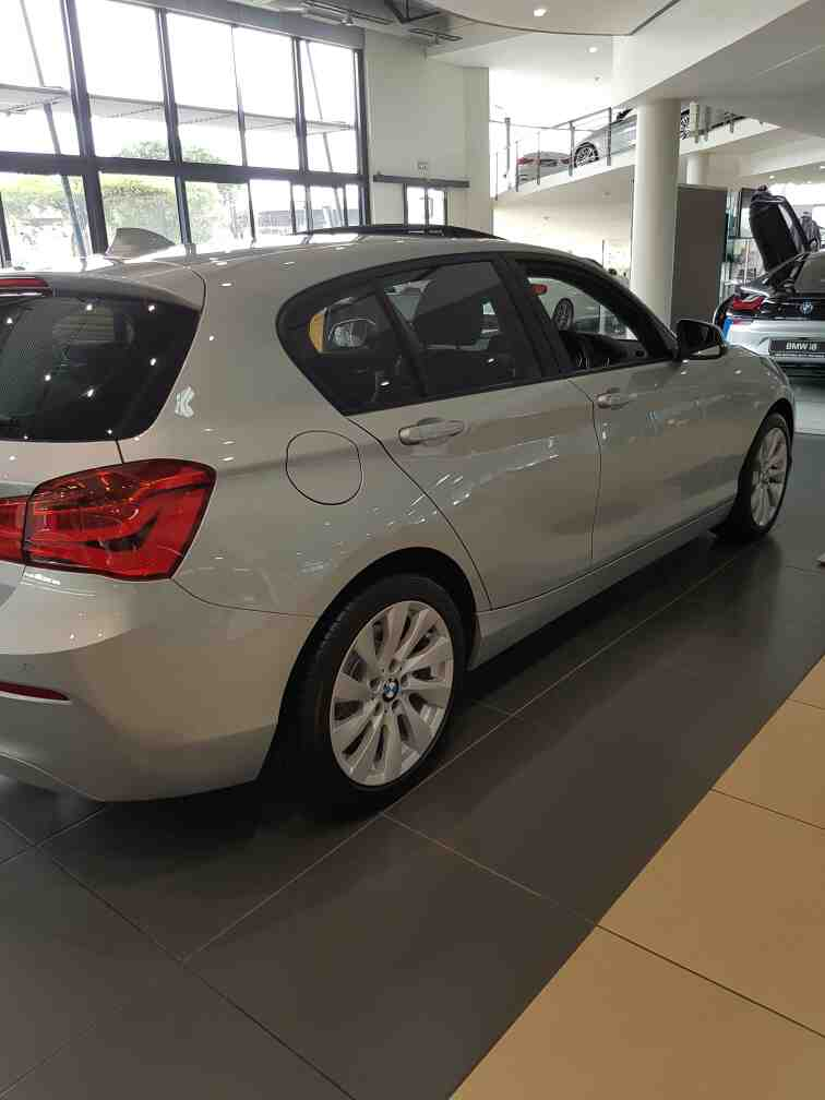 Bmw 1 Series 120i 5dr A/t (f20) '15 - Current