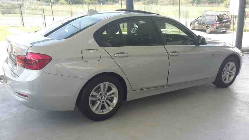 Bmw 3 Series 318i A/t (f30) '15 - Current