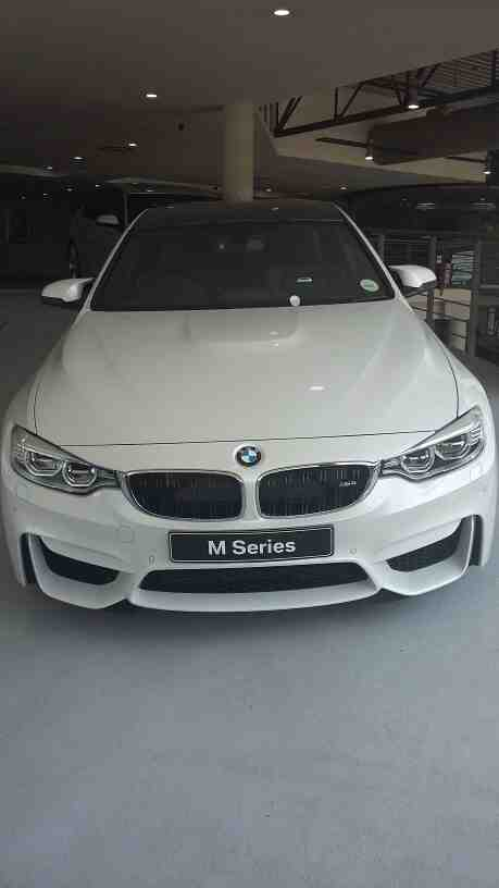 Bmw 4 Series M4 Coupe M-dct '14 - Current