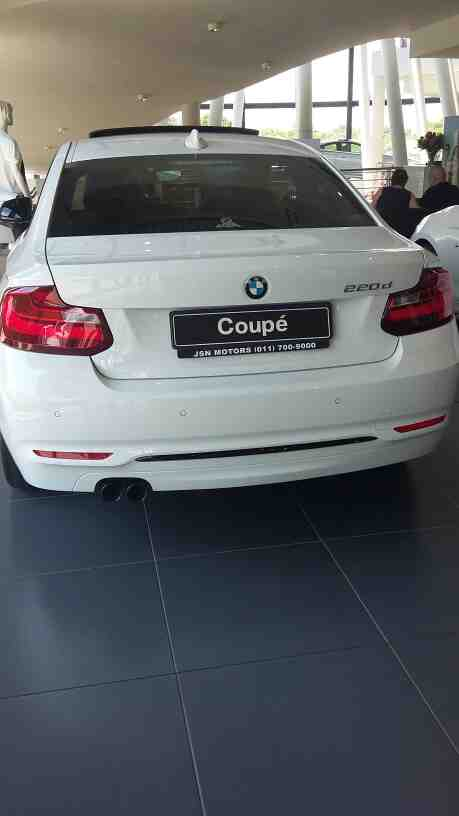 Bmw 2 Series 220d Sport Line(f22) '14 - Current