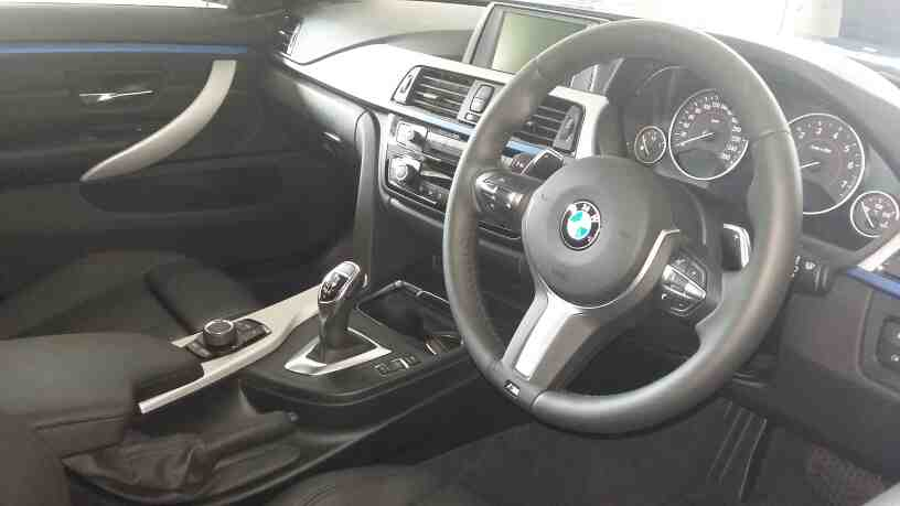 Bmw 4 Series 420i Gran Coupe A/t (f36) '14 - Current
