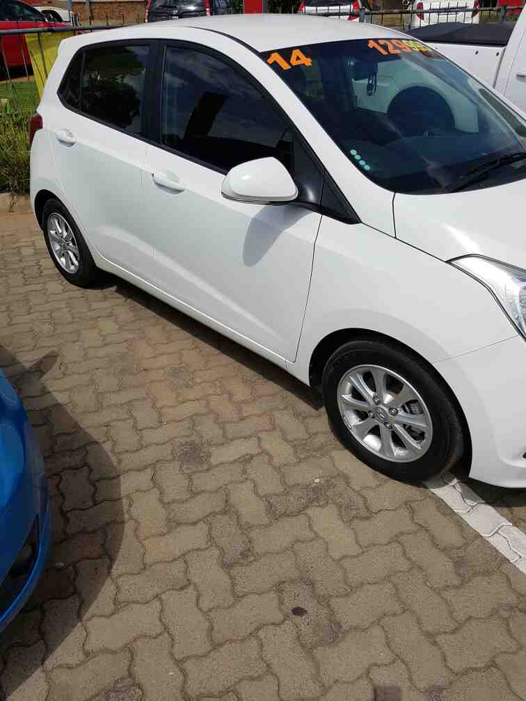 Hyundai Grand I10 1.25 Fluid '14 - Current