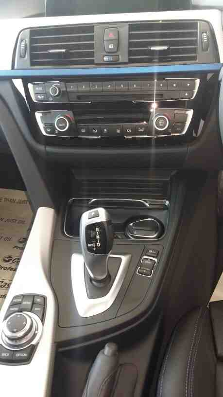 Bmw 3 Series 320d A/t (f30) '15 - Current