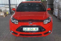 Ford Focus 2.0 Gtdi St3 (5dr) '12 - '15
