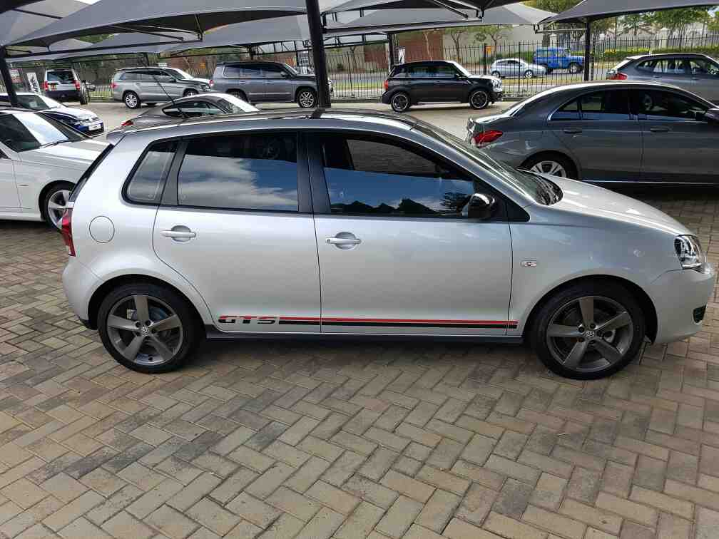 Volkswagen Polo Vivo Gp 1.6 Gts 5dr '16 - Current