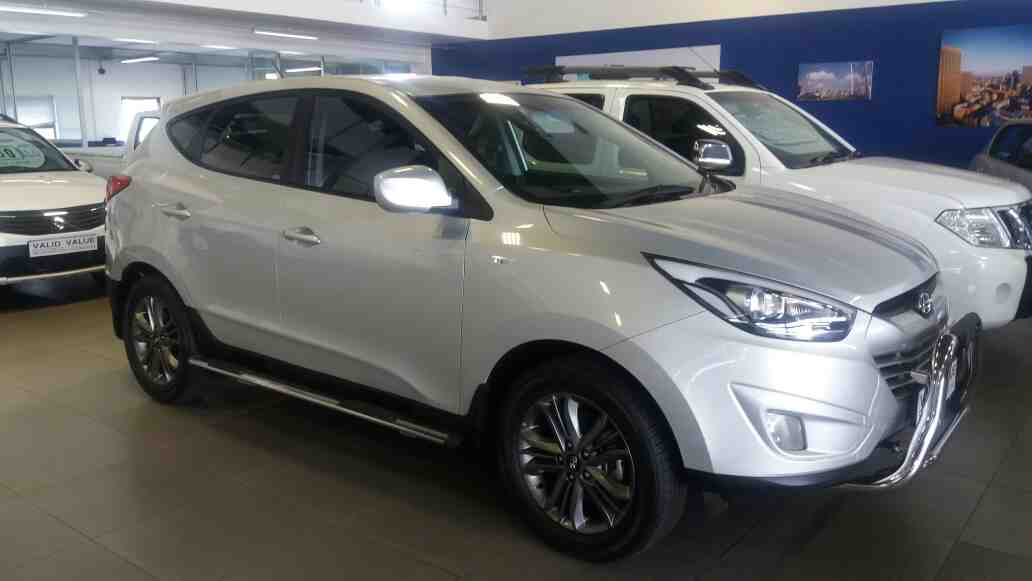 Hyundai Ix35 2.0 Premium '13 - Current