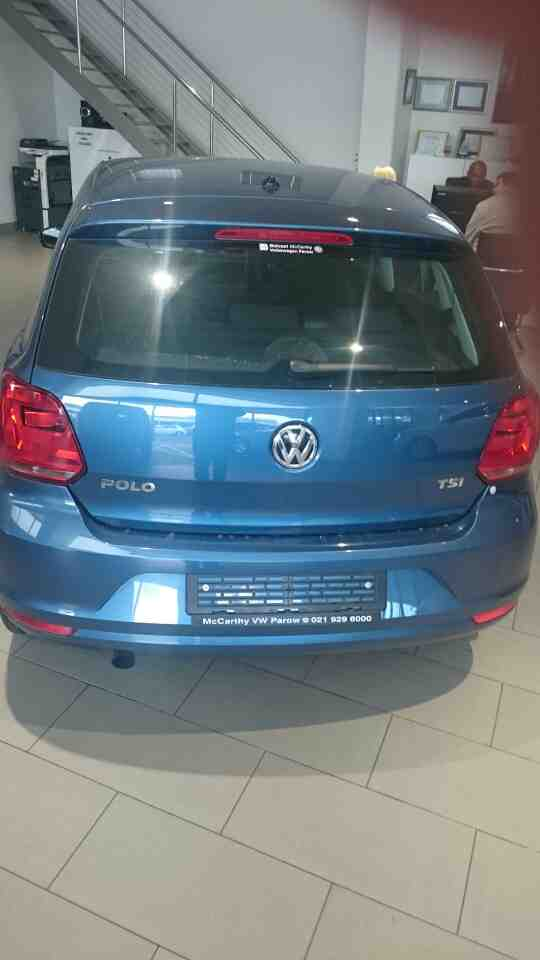 Volkswagen Polo Gp 1.2 Tsi Highline (81kw) '14 - Current
