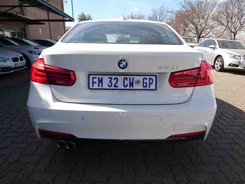 Bmw 3 Series 320i M Sport A/t (f30) '15 - Current